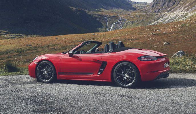 Porsche Giriş Modellerini Elektrikli Motor Dönemine Geçiriyor