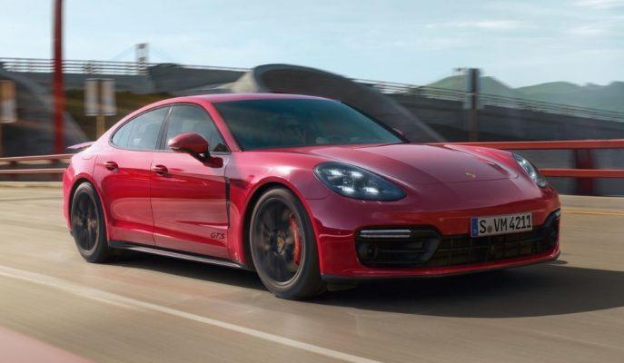 Porsche, Panamera'nın Coupe ve Cabrio Varyantlarına Hazırlanıyor!