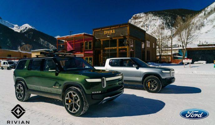 Ford Elektrikli Araç Akü Sistemleri için Rivian ile Birleşiyor!