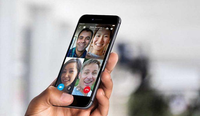 Skype'ın Video Konferans için Kullanıcı Limiti 2 Katına Çıktı