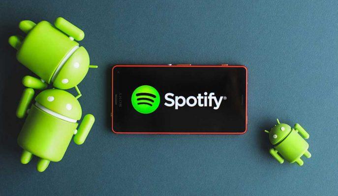 Spotify Android için Uyku Zamanlaması ve Arkadaşlar Arası Bağlantı Özelliğini Test Ediyor