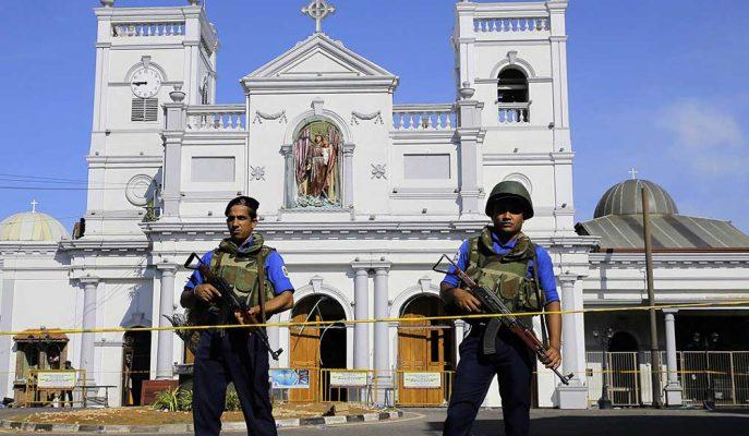 Sri Lanka Paskalya Saldırılarının Ardından Olağanüstü Hal İlan Etti