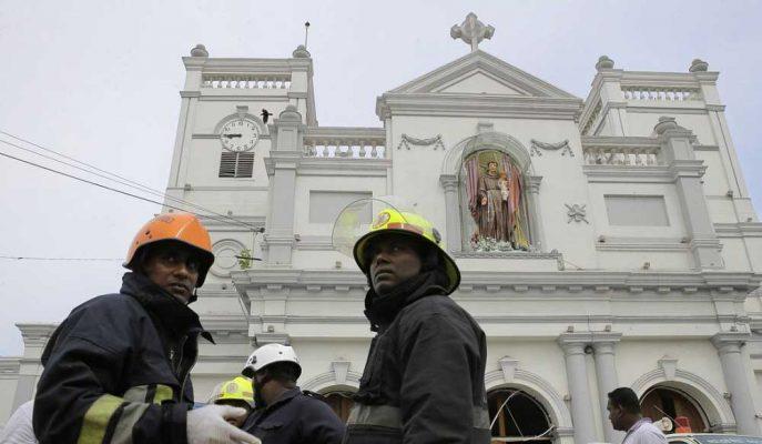 Sri Lanka Saldırılarında Ölü Sayısı 290'a, Yaralı Sayısı 500'e Çıktı