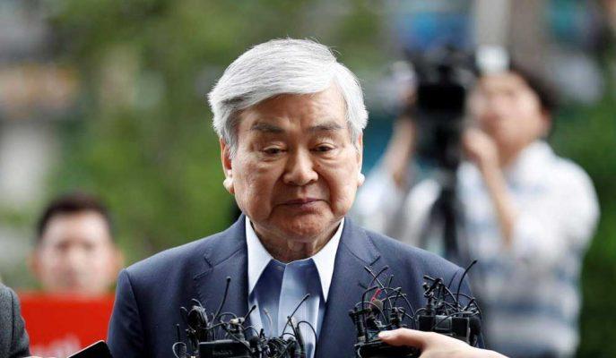 Tartışmalı Korean Air Lideri Cho Yang-ho 70 Yaşında Öldü, Hisseler Yükseldi