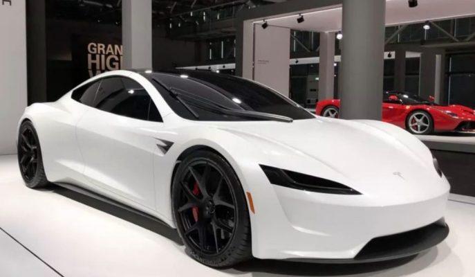 Elon Musk'ın Tesla Roadster Menzili için Attığı Şaşırtıcı Tweet'i!