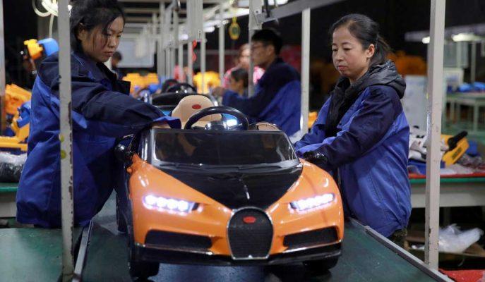 Çinli Üreticiler Ticaret Savaşından Kurtulmak için Her Silahı Kullanabilirler