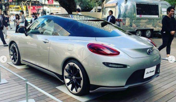 Toyota'nın Gizemli La Coupe Prototipi!
