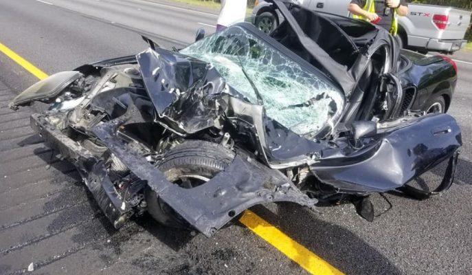 Toyota MR2 Kazasının Sonucu Görüntüsünden Çok Ötede!
