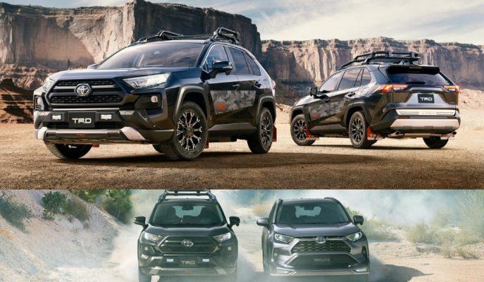 2019 Toyota RAV4'e Modellista ve TRD Ekibinden Çılgın Biçimler!