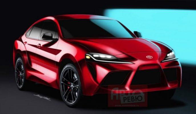 AutoRiview Toyota Supra'nın İleride SUV'a Dönüşeceğine İnanıyor!