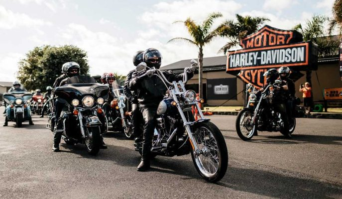 Trump, Harley Davidson'ı Vuran AB Tarifelerine Karşı Misilleme Sözü Verdi