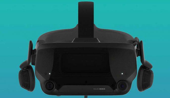 Valve'nin VR Seti Index'in Donanımsal Özellikleri Ortaya Çıktı