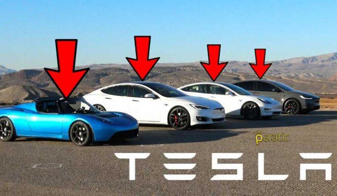 Wall Street Analistleri Tesla'nın İlk Çeyrek Teslimatlarını Hiç Beğenmedi!