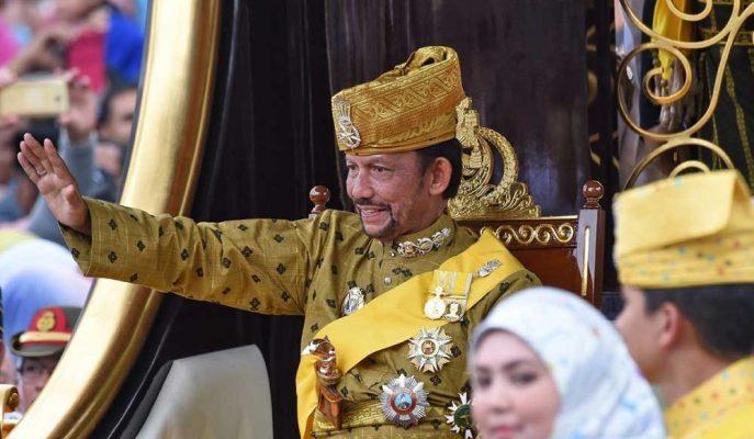 Wall Street Bankaları Eşcinsellere İdam Cezası Getiren Brunei'yi Boykot Ediyor