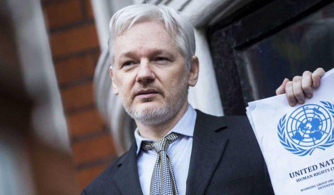WikiLeaks'in Kurucusu Londra'da Tutuklandı, Ekvador Sığınma Hakkını İptal Etti