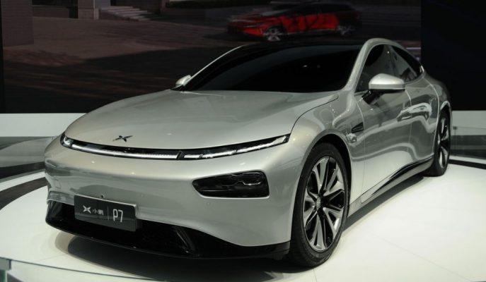 Xpeng'in Yeni GT Sedanı P7, 600 Km Menzille Birlikte Seviye 3 Otonomla Geldi!