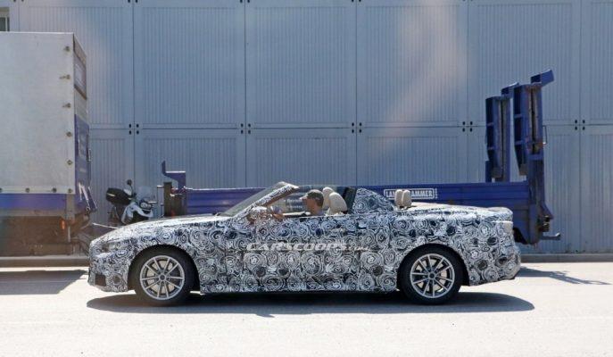 G22 BMW Yeni 4 Serisi Cabrio Güneşli Günlere Hazırlanıyor!