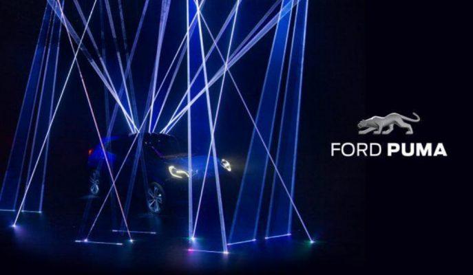 """Ford, 17 Yılın Ardından """"Puma""""yı Bu Sefer Mini SUV Şeklinde Getiriyor!"""