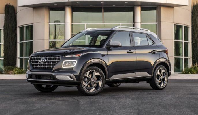 2020 Hyundai Venue Markasının En Küçük CUV Modeli Olarak Geldi!