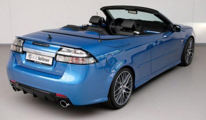Saab'ın Üretim Durdurmasından Sonra Elle Yapılan 9-3 Cabrio Özel Sürümü Satıldı!