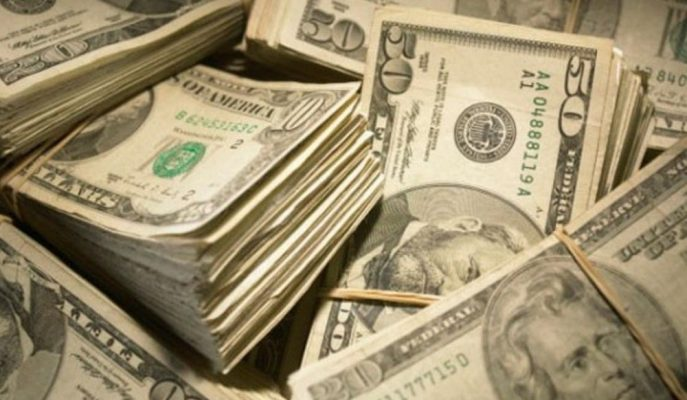 Bir Aylık Sürede 15 Milyar Dolar Bozduruldu