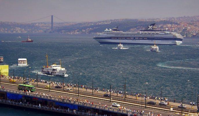 İstanbul'a Yeni Cruise Limanı 2021 Yılında Geliyor