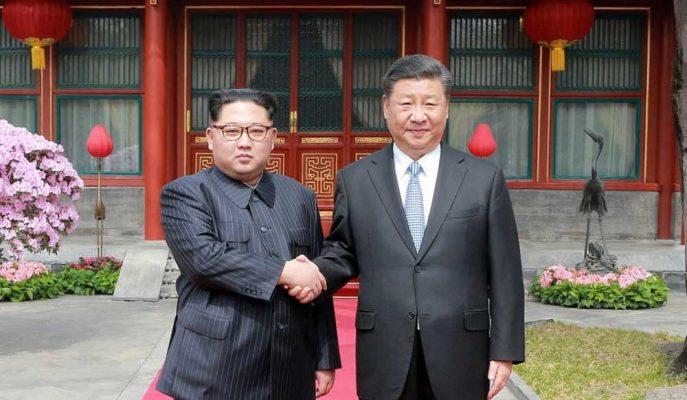 ABD-Çin Anlaşması Dağılırsa Pekin Kuzey Kore'yi Silah Olarak Kullanabilir