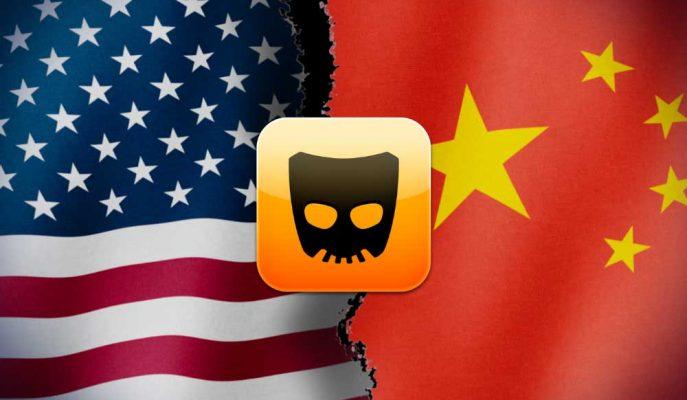 ABD-Çin Geriliminin Son Kurbanı Eşcinsel Flört Uygulaması Grindr Oldu