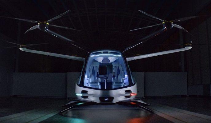 Alaka & BMW Dünyanın İlk Hidrojen Yakıtlı Modern Uçak Taksisini Gösterdi!