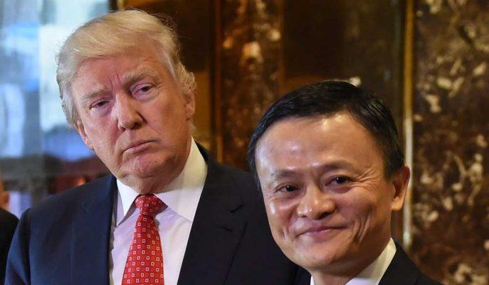 Alibaba ile Tencent, Huawei ile Aynı Trump Problemine Sahip Değiller!