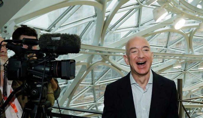 Amazon Hissedarları Yüz Tanıma Teknolojisinin Devlete Satışının Yasaklanmasını Kabul Etmedi
