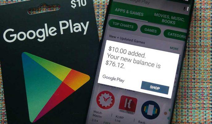 Android Kullanıcıları Play Store'da Nakit Para ile Ödeme Yapabilecek
