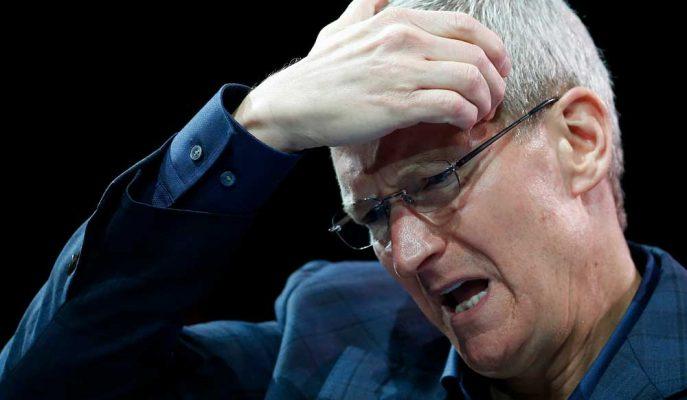 Apple Hisseleri Çin Geriliminin Etkisiyle 2019'un En Kötü Haftasını Kaydetti