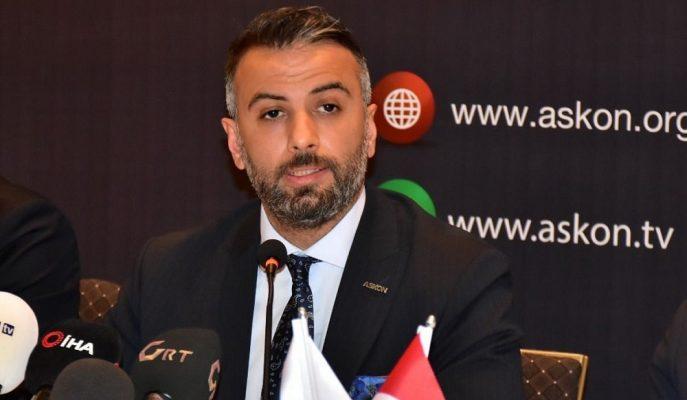 ASKON Genel Başkanı Orhan Aydın, İVME Finansman Paketini Değerlendirmeye Aldı