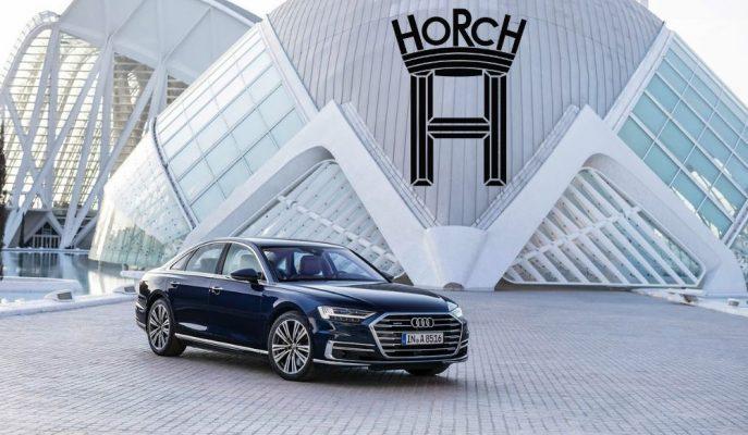 """Audi, A8L'den Uzun ve Lüks Olacak Versiyonu """"Horch"""" Adıyla Çıkartacak!"""