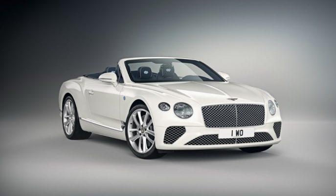 """Bentley'den Almanlara Özel Sürüm """"Continental GTC Bavaria"""""""