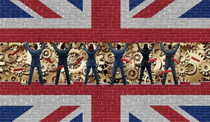 Birleşik Krallık Ekonomisi 1. Çeyrekte Üreticilerin Brexit Hazırlığı ile Yükseldi