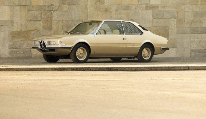 """BMW'nin 1970'lere Dayanan Sanat Eseri: """"Garmisch Konsept"""""""