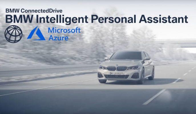 BMW ve Microsoft Akıllı Ses Asistanı Özelliğini Üste Taşıyacak