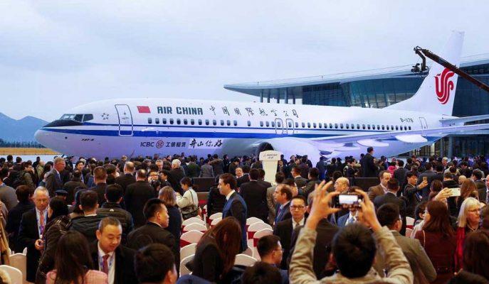 Boeing Hisseleri Çin'in Ticaret Savaşında Şirketi Ayrı Tutabileceği Yorumuyla Düştü!