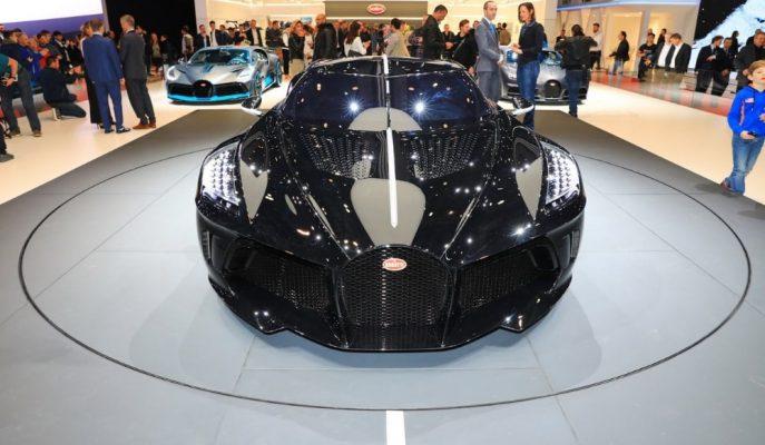 19 Milyon Dolarlık Bugatti La Voiture Noire'nin Sahibi Belli Oldu!