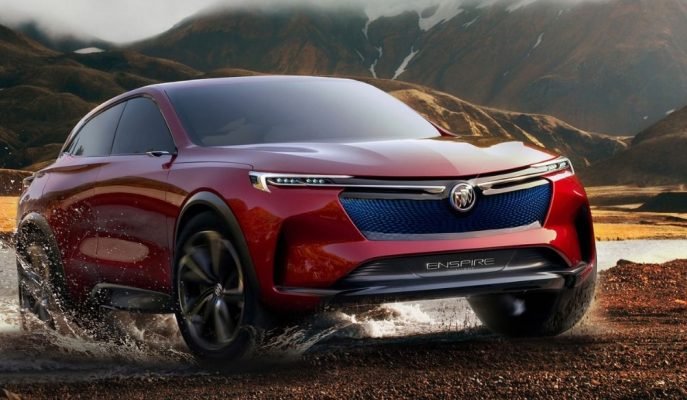 Amerikan Buick Crossover Coupe Projesini Onayladı!