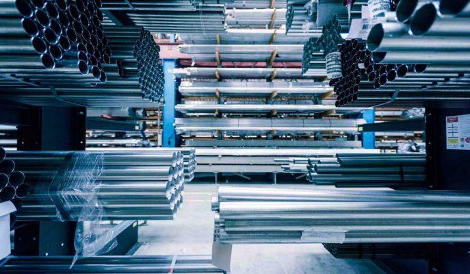 Çin 2019'un İlk Çeyreğinde Çelik Üretimini Ciddi Oranda Artırdı