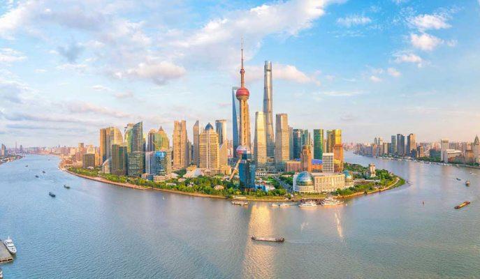 Çin Hisseleri Yeni Tarifelerin Yarattığı Ticaret Belirsizliği ile Geriledi