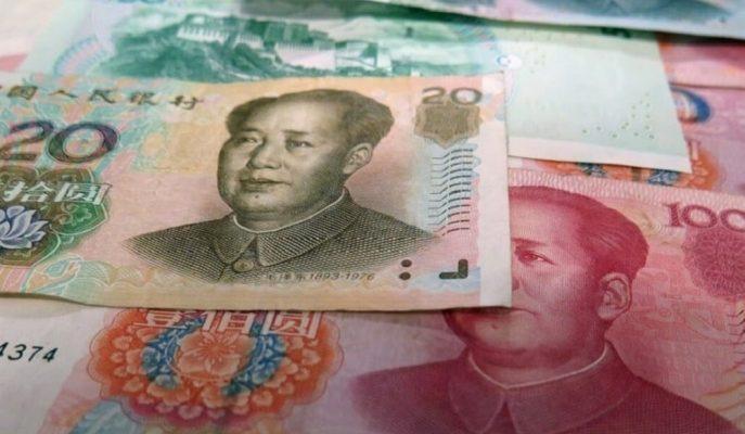 Çin Yuanı Ocak Ayından Bu Yana En Düşük Seviyesine Geriledi