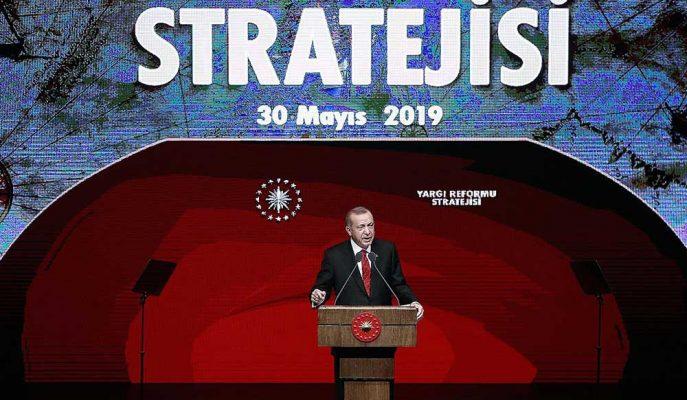 Cumhurbaşkanı Erdoğan'dan İnternet Yasaklarına Dair Yeni Düzenleme Sinyali