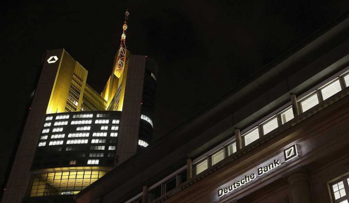 Deutsche Bank Hisseleri UBS'nin Yorumuyla Rekor Düşük Seviyelerde!