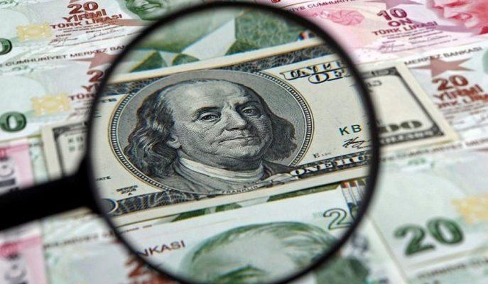Eylül'den Beri En Yüksek Seviyeyi Gören Dolar/TL, Bugün %1'in Üzerinde Düşüş Yaşadı