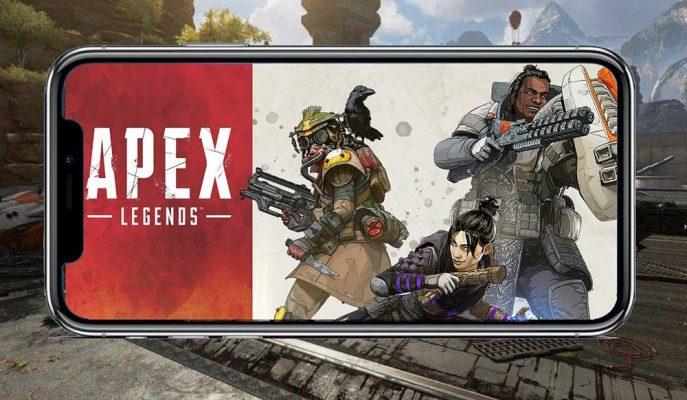 EA'nın Kısa Sürede Popüler Olan Oyunu Apex Legends Mobil Cihazlara Geliyor