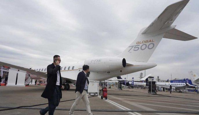 Ekonomi Yavaşlarken İkinci El Özel Uçaklara Rağbet Artıyor
